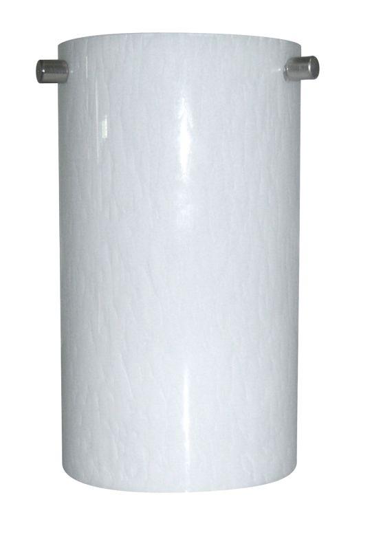 Jeremiah Lighting N902 Mini Pendant Glass Shade Artic Flurry Accessory