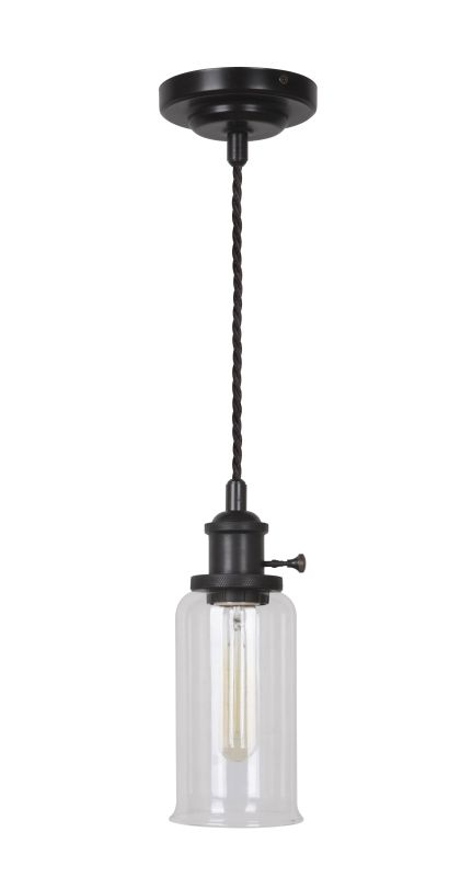 Jeremiah Lighting P5151 1 Light Mini Pendant - 4 Inches Wide Aged Sale $89.00 ITEM: bci2679725 ID#:P515ABZ1 UPC: 647881145347 :