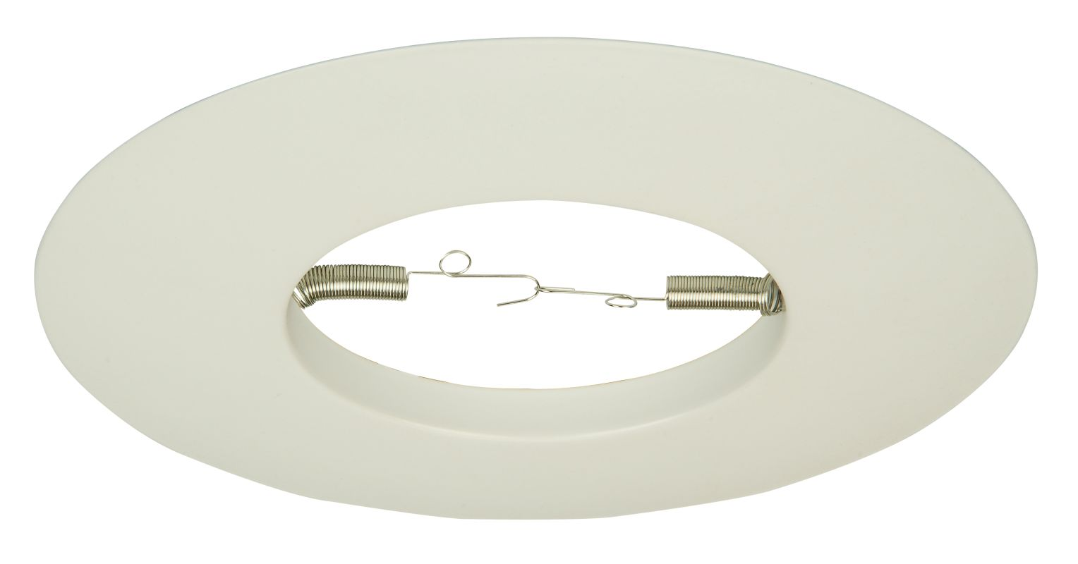 "Jeremiah Lighting T-508 8"" Diameter Open Ring Recessed Trim 75 Watt"