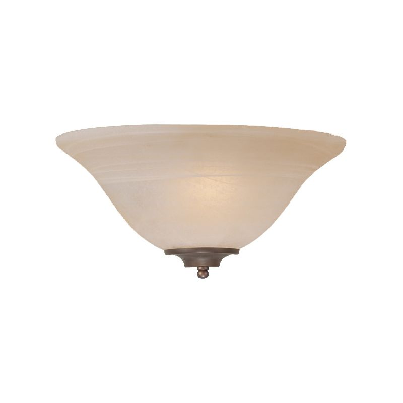 Jeremiah Lighting 20001 Raleigh 1 Light Indoor Wall Sconce - 13 Inches
