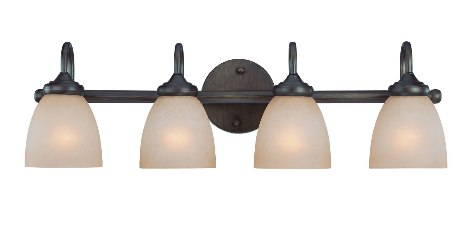Jeremiah Lighting 26104 Spencer 4 Light Indoor Wall Sconce - 27.5