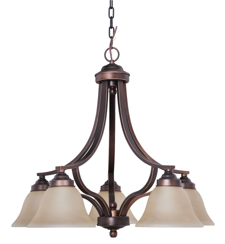 "Jeremiah Lighting 9828-5 Portia Single Tier 5 Light Chandelier - 27 Sale $143.00 ITEM: bci1907231 ID#:9828MB5 UPC: 647881110376 Product Features: Finish: Polished Nickel , Light Direction: Down Lighting , Width: 27"" , Height: 23.5"" , Bulb Type: Compact Fluorescent, Incandescent , Number of Bulbs: 5 , Number of Tiers: 1 , Fully covered under Jeremiah Lighting warranty , Location Rating: Indoor Use :"