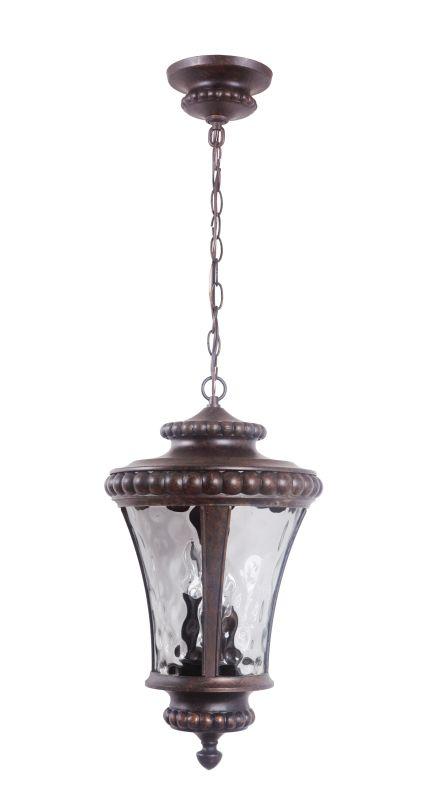 Jeremiah Lighting Z1271 Prescott II 3 Light Lantern Indoor Pendant -