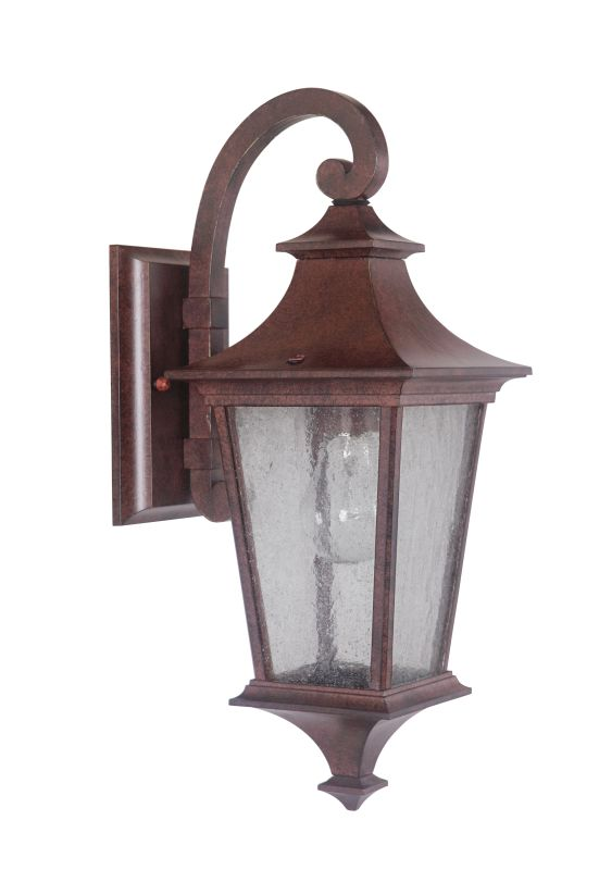 Jeremiah Lighting Z1354 Argent II 1 Light Outdoor Wall Sconce - 6