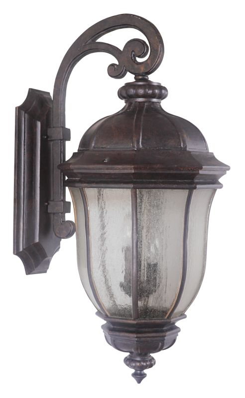 Jeremiah Lighting Z3334 Harper 3 Light Outdoor Wall Sconce - 14 Inches