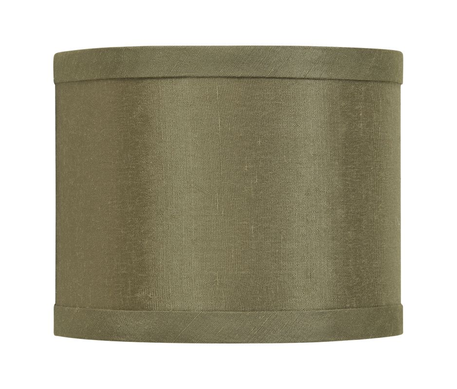 Jeremiah Lighting SH-MINIDRUM 5.5 Inch Mini Drum Shade Dark Olive