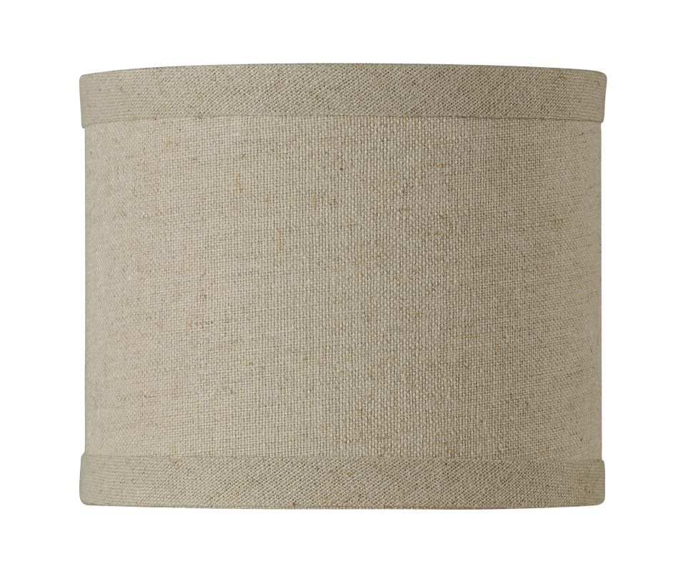 Jeremiah Lighting SH-MINIDRUM 5.5 Inch Mini Drum Shade Natural Linen