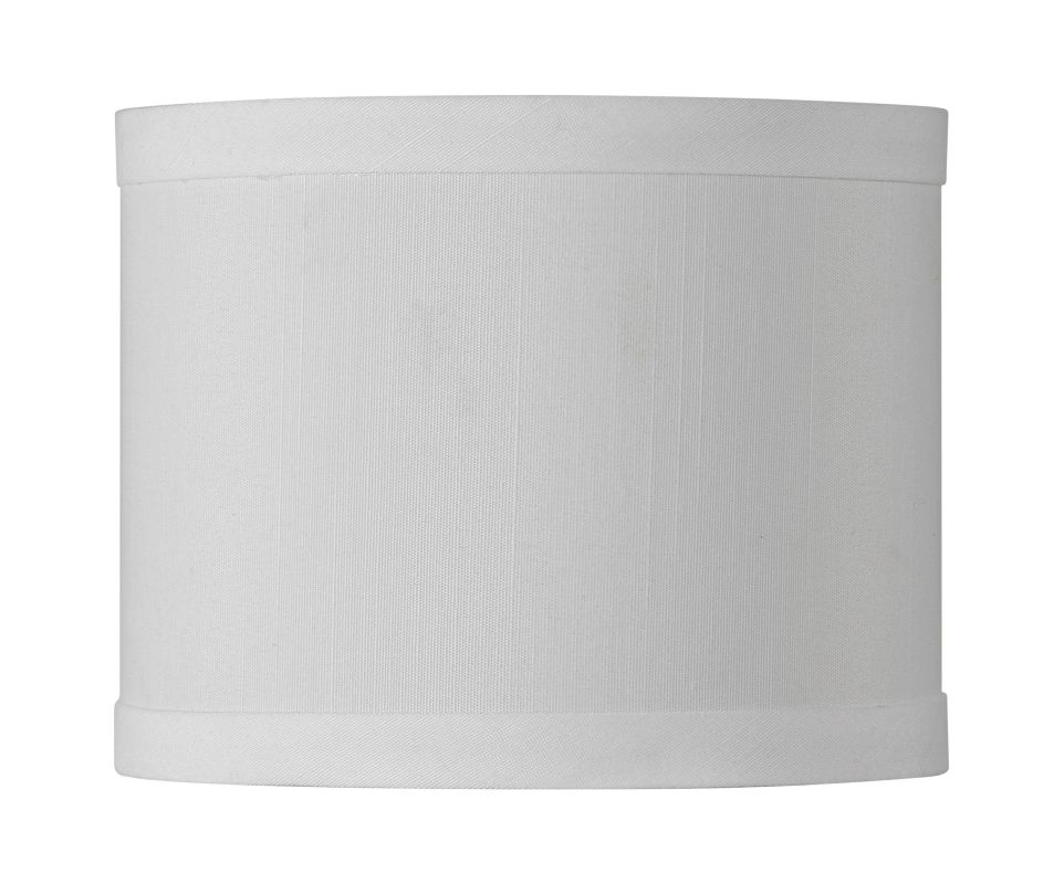 Jeremiah Lighting SH-MINIDRUM 5.5 Inch Mini Drum Shade Soft White
