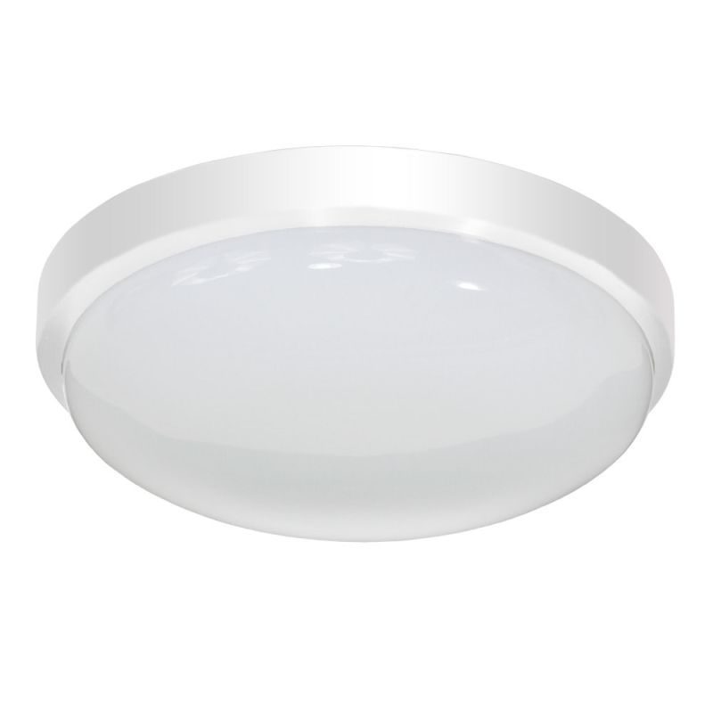 Jesco Lighting CM402S-30 Envisage LED 1 Light Convertible Flush Mount Sale $71.76 ITEM: bci2623436 ID#:CM402S-30-WH UPC: 848087092064 :