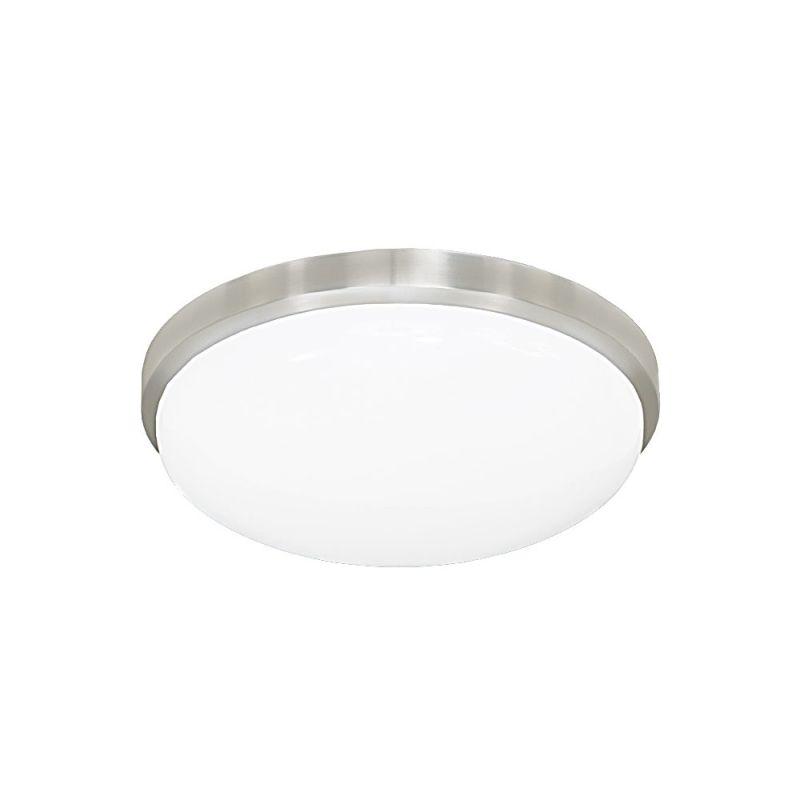 Jesco Lighting CM402S-40 Envisage LED 1 Light Convertible Flush Mount