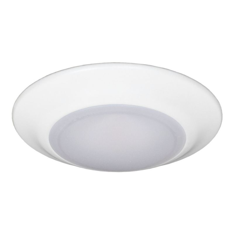 Jesco Lighting CM405S-27 Envisage LED 1 Light Convertible Flush Mount Sale $43.90 ITEM: bci2623458 ID#:CM405S2790-WH UPC: 848087092309 :