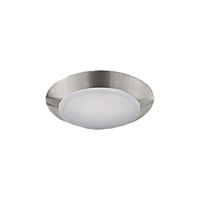 Jesco Lighting CM405S-40 Envisage LED 1 Light Convertible Flush Mount