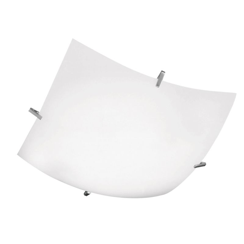 Jesco Lighting CTC608XL Sail 4 Light Flush Mount Ceiling Fixture Satin Sale $361.75 ITEM: bci2619295 ID#:CTC608XL UPC: 848087002049 :