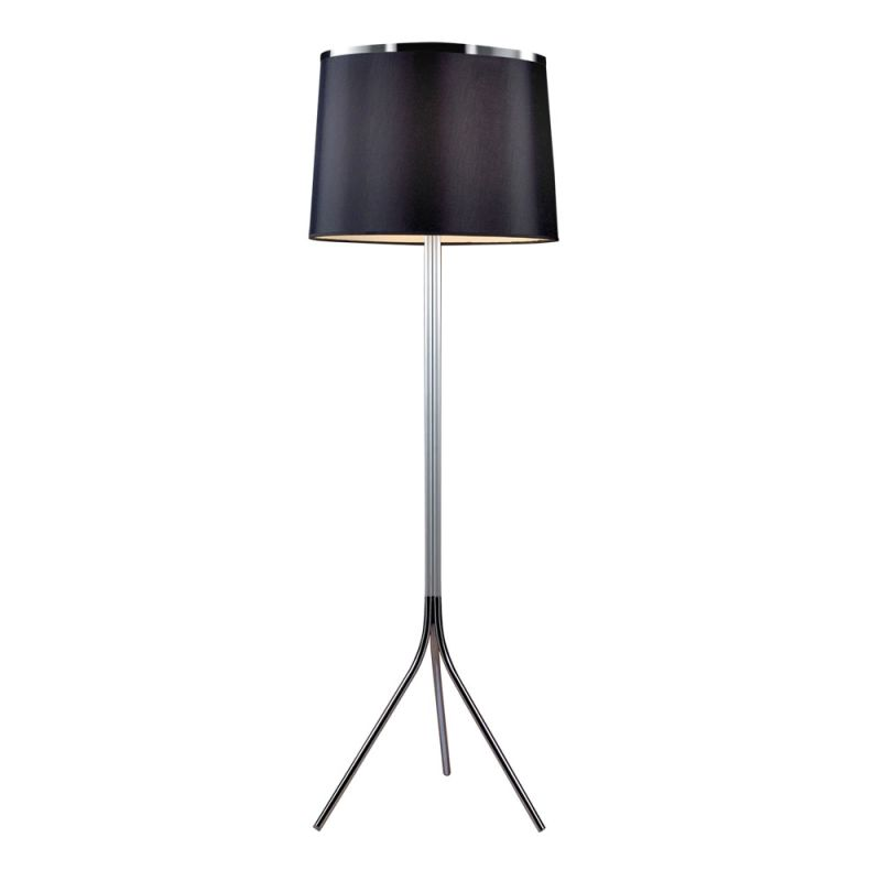 Jesco Lighting FL618B Leila 6 Light Floor Lamp Aluminum Lamps Sale $516.19 ITEM: bci2619478 ID#:FL618B UPC: 848087072349 :