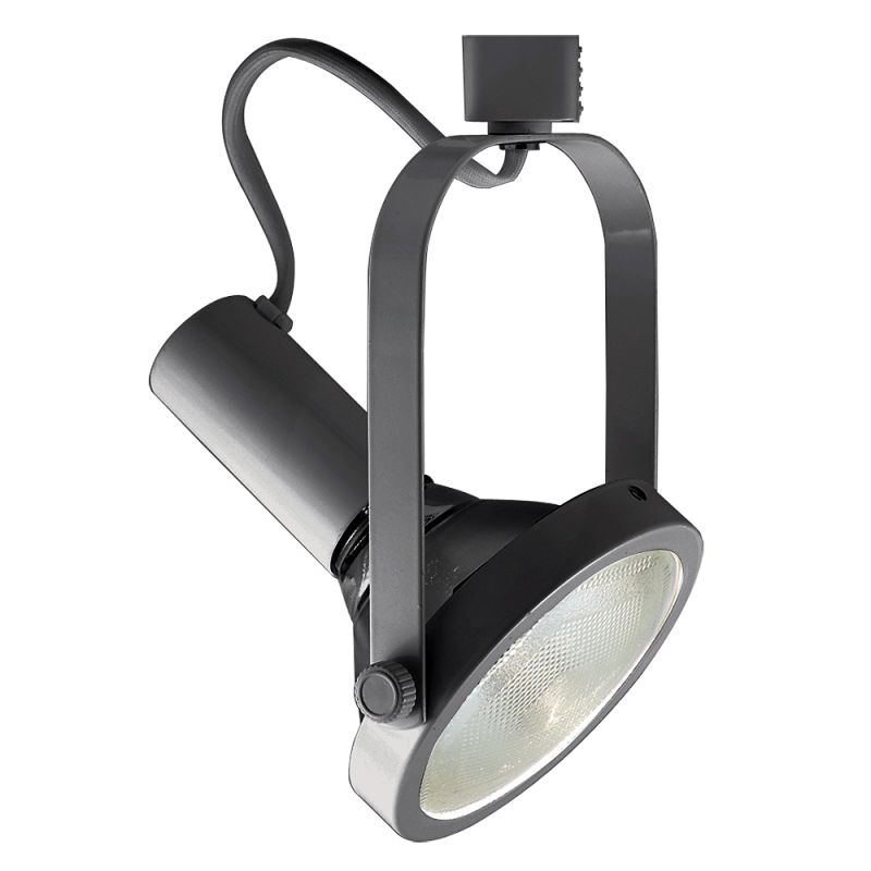 Jesco Lighting HHV238 1 Light Halogen Classic Series Track Head Satin