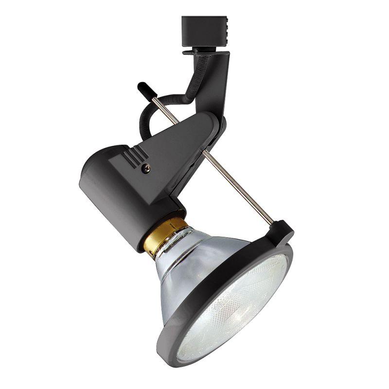 Jesco Lighting HHV338 1 Light Halogen Deco Series Track Head Satin