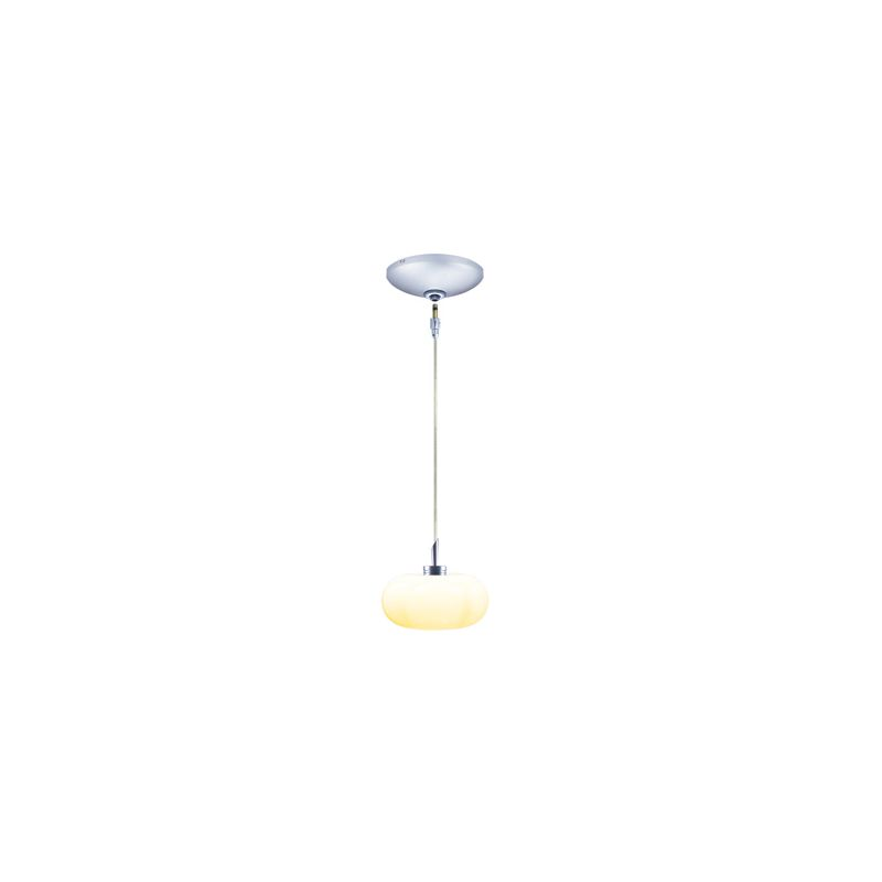 Jesco Lighting KIT-QAP118-CH-B Jolly 1 Light Low Voltage Mini Pendant