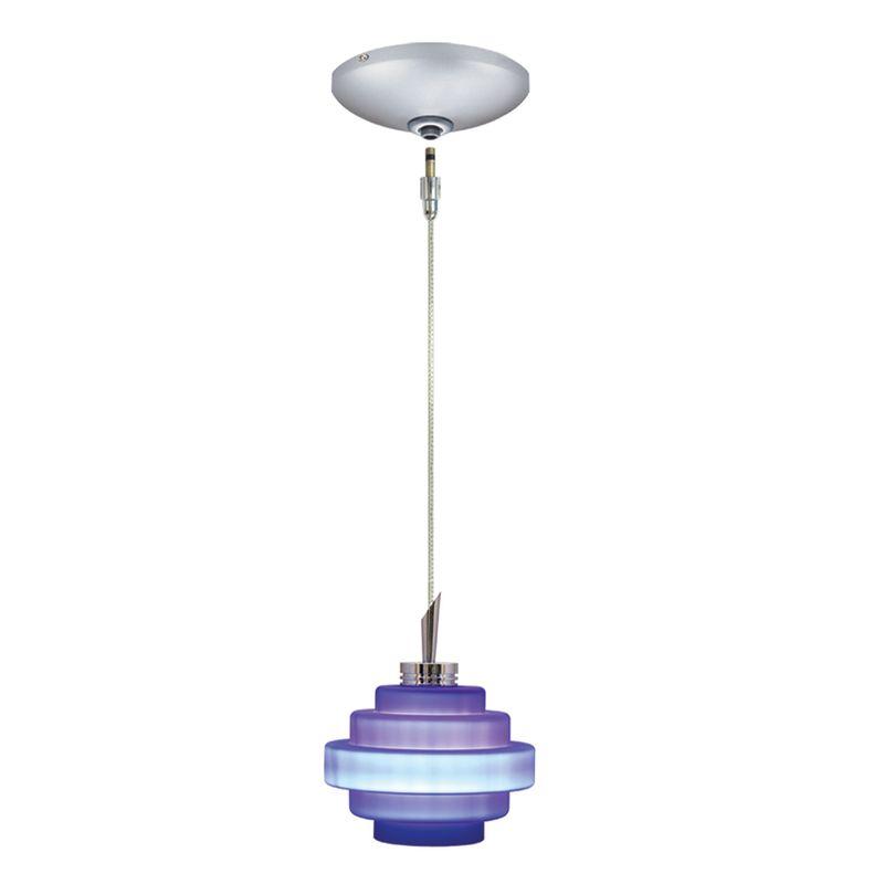 Jesco Lighting KIT-QAP121-CB-A Grace 1 Light Low Voltage Mini Pendant
