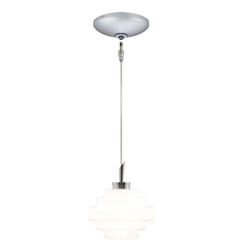 Jesco Lighting KIT-QAP121-OM-A Grace 1 Light Low Voltage Mini Pendant