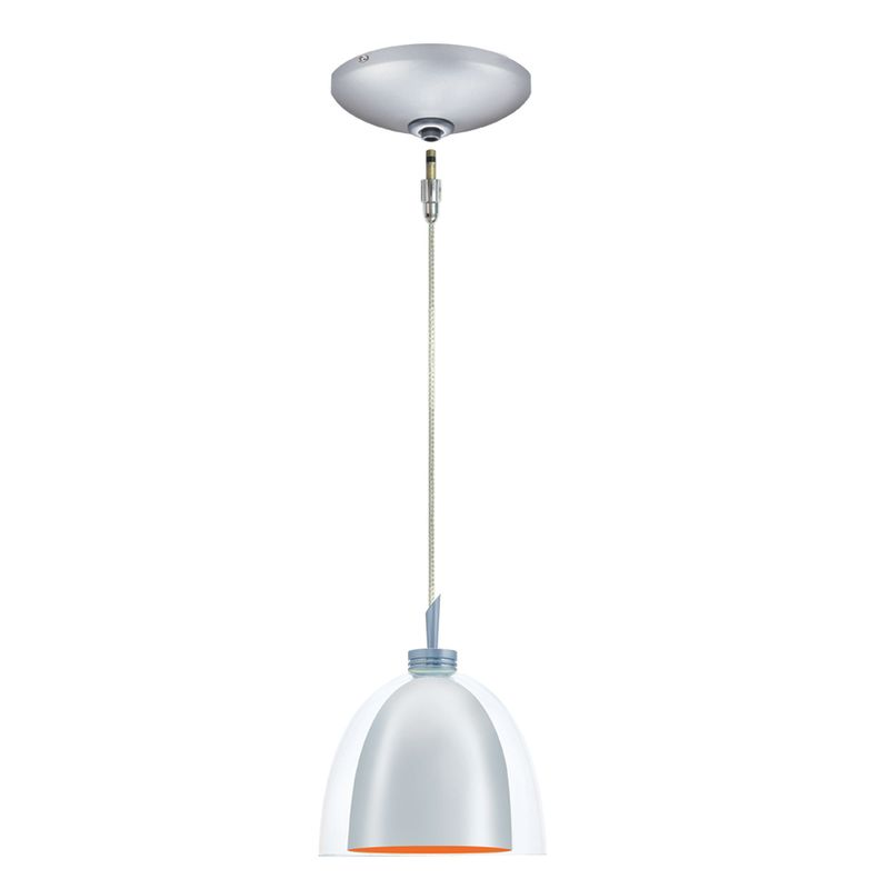 Jesco Lighting KIT-QAP215-SNOR-A Lina 1 Light Low Voltage Mini Pendant Sale $78.98 ITEM: bci2239707 ID#:KIT-QAP215-SNOR-A UPC: 848087000915 :