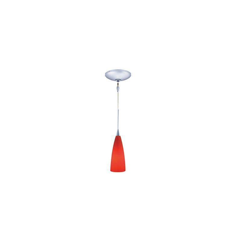 Jesco Lighting KIT-QAP216-CH-B Etta 1 Light Low Voltage Mini Pendant