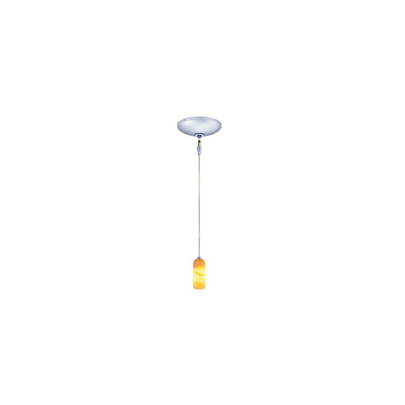 Jesco Lighting KIT-QAP226-CH-B Russ 1 Light Low Voltage Mini Pendant