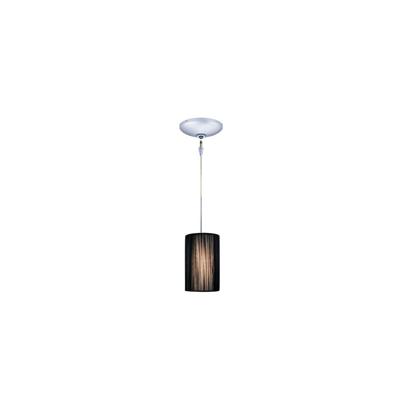 Jesco Lighting KIT-QAP231-CH-B Zen 1 Light Low Voltage Mini Pendant