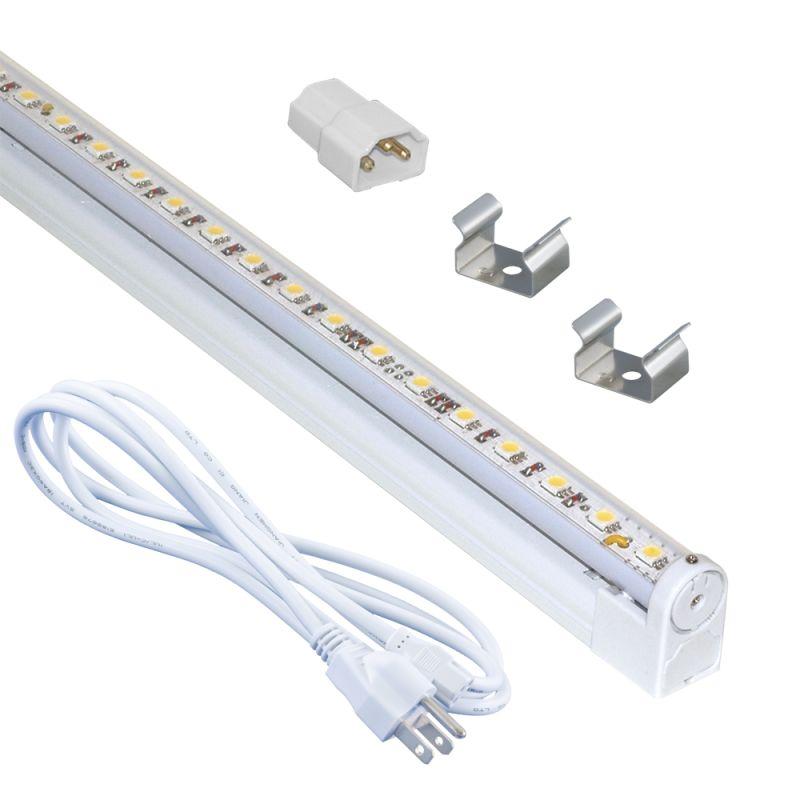 "Jesco Lighting KIT-S20124-A 24"" LED Sleek Plus Adjustable Under"