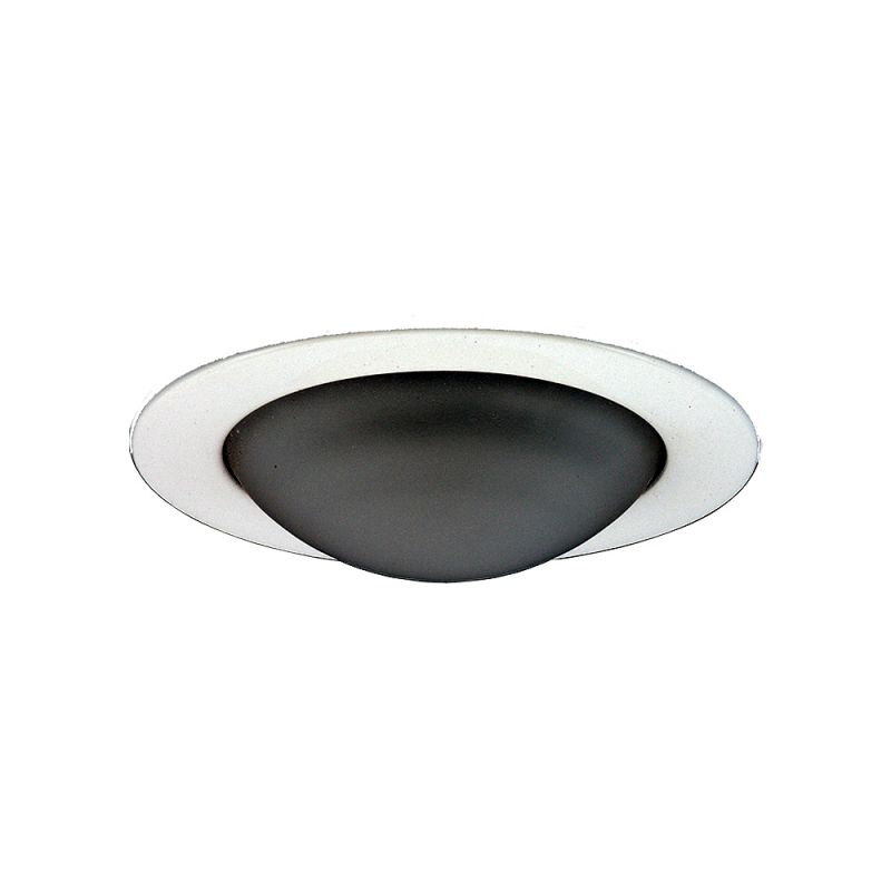 Jesco Lighting TM315 3 Inch Recessed Ceiling Trim White Recessed