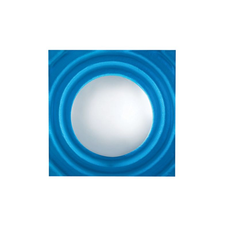 Jesco Lighting WS294 Bonbon 1 Light Wall Sconce Chrome / Blue Indoor Sale $37.58 ITEM: bci2619431 ID#:WS294-BU UPC: 848087001707 :