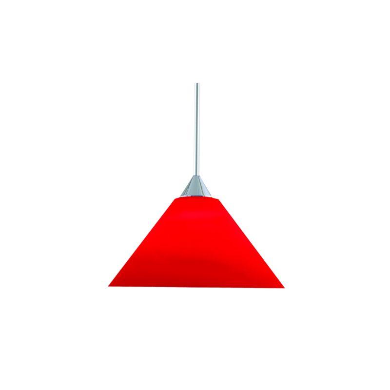 Jesco Lighting KIT-QAP214-RD-A Selma 1 Light Low Voltage Mini Pendant
