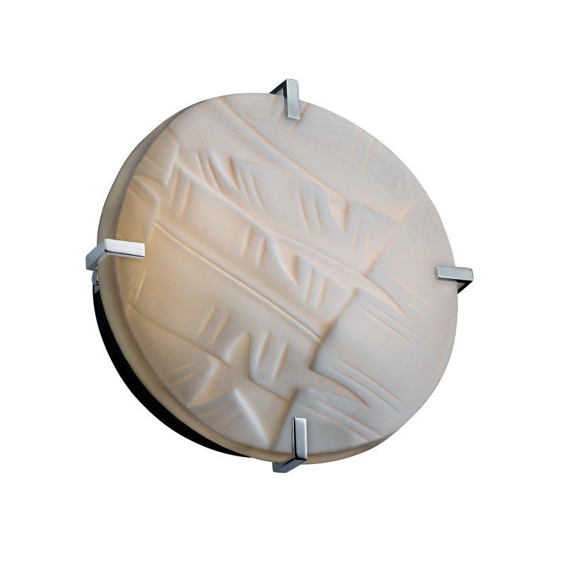 """Justice Design Group PNA-5545-BANL-LED-2000 Porcelina Collection 12"""""""