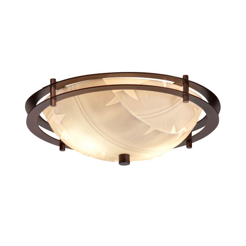 Justice Design Group PNA-8150-35-BANL-LED-2000 Porcelina Collection