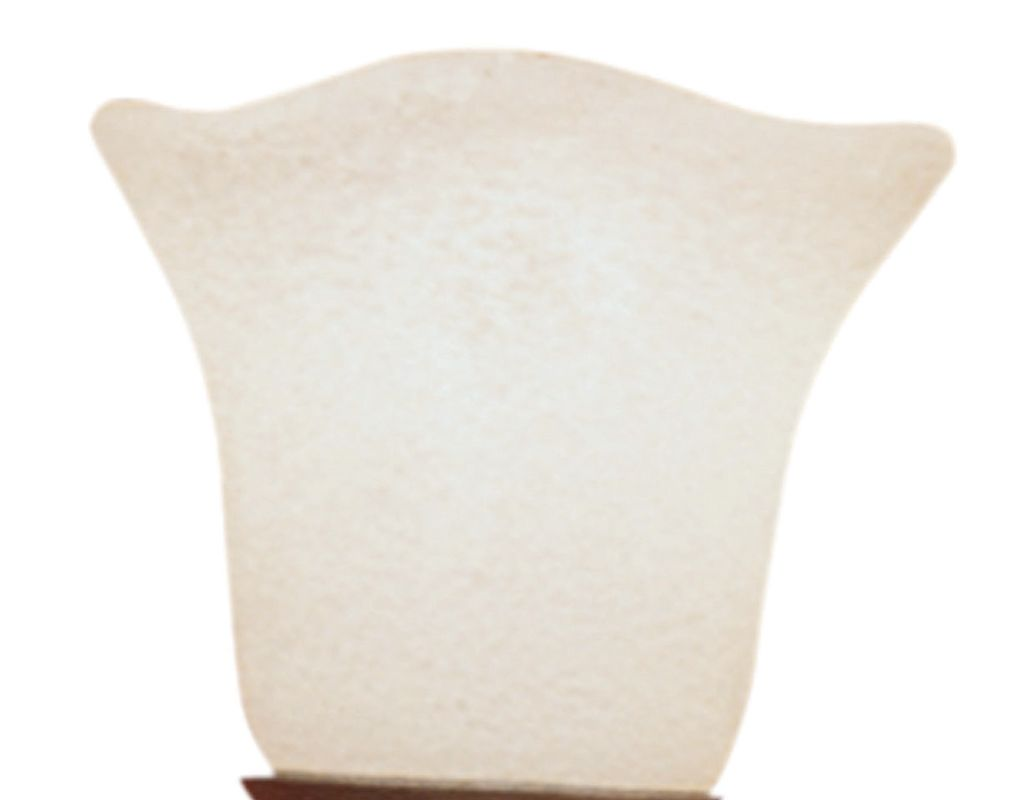 Kalco 1255 Small Venetian Piastra Side Glass Shade Small Venetian