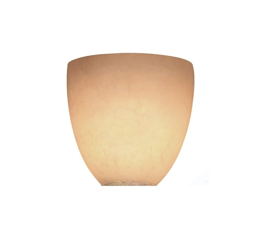 Kalco 1305 Smoked Taupe Glass Shade Smoked Taupe Accessory Replacement