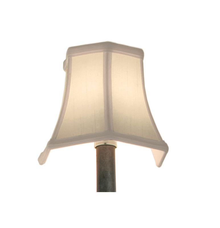 Kalco S54-3 Cream ADA Shade Cream Accessory Candelabra Shades