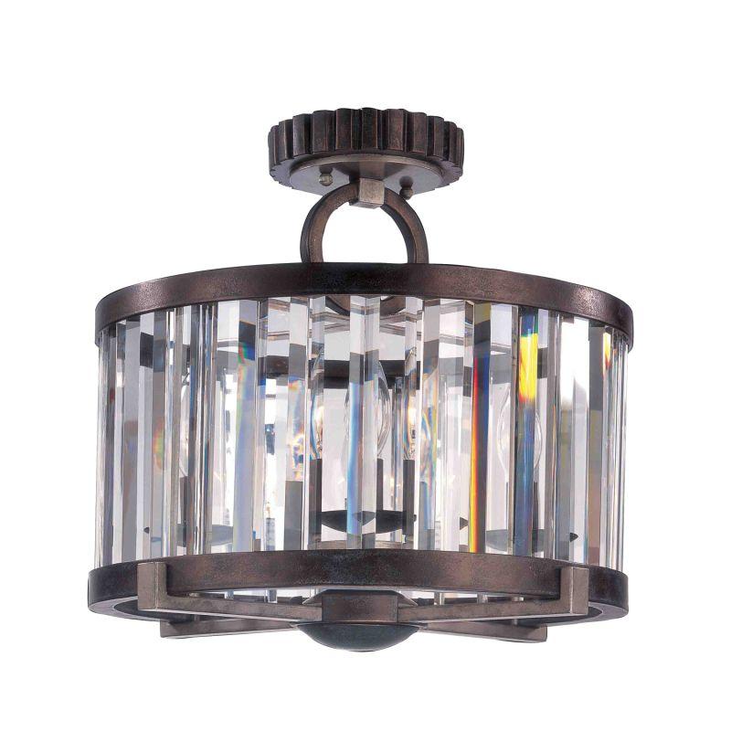 Kalco 2546GB Foster 4 Light Semi-Flush Ceiling Fixture Grecian Bronze Sale $792.00 ITEM: bci2593191 ID#:2546GB UPC: 720062240991 :
