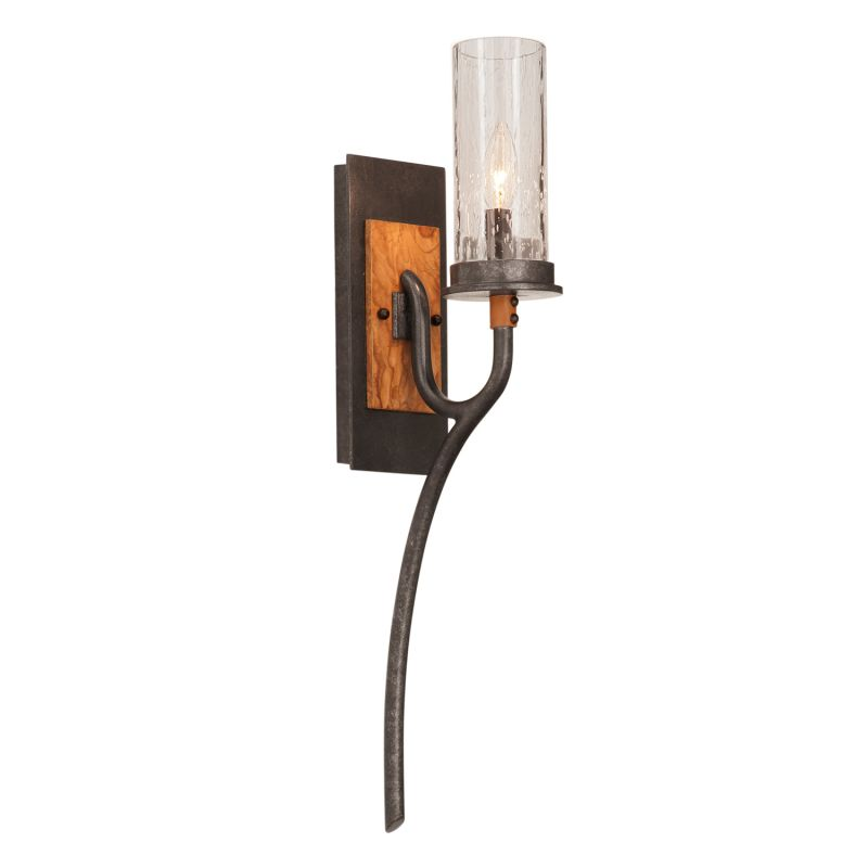 Kalco 2716NI/1100 Bentham 1 Light Wallchiere Sconce Natural Iron Sale $229.00 ITEM: bci2594727 ID#:2716NI/1100 UPC: 720062243954 :