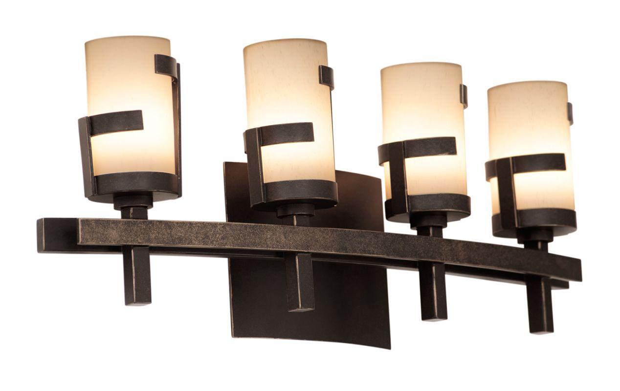 Kalco 3014TP Emsworth 4 Light ADA Compliant Vanity Light Tawny Port Sale $406.00 ITEM: bci2591780 ID#:3014TP UPC: 720062031193 :
