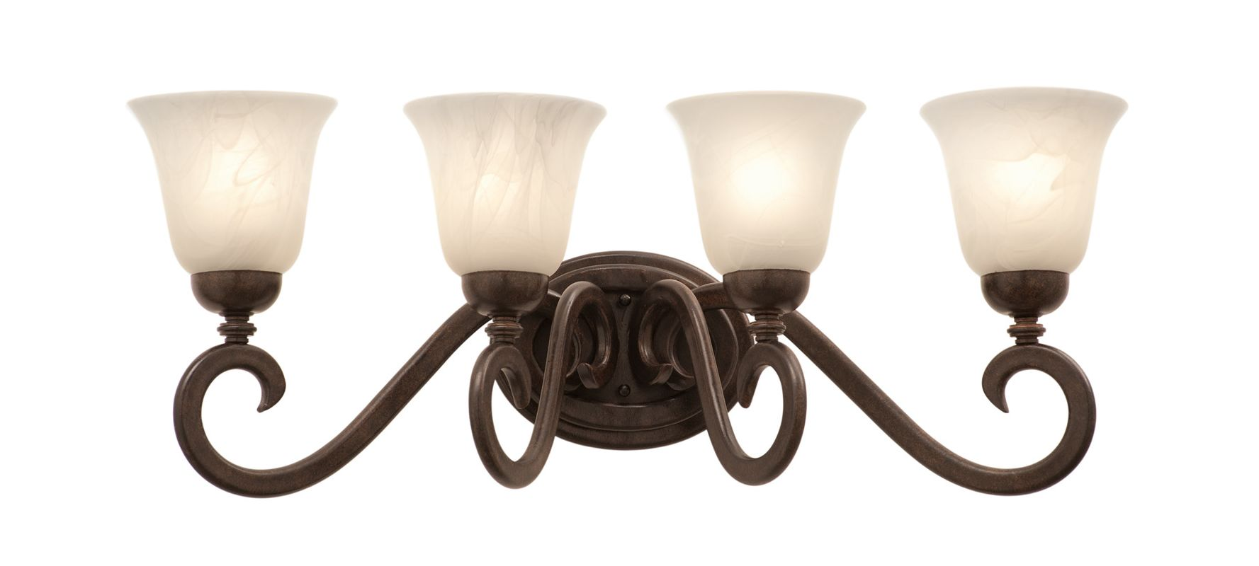 Kalco 3544TO/1219 Santa Barbara 4 Light Bathroom Vanity Light Tortoise Sale $604.00 ITEM: bci2592186 ID#:3544TO/1219 UPC: 720062194393 :