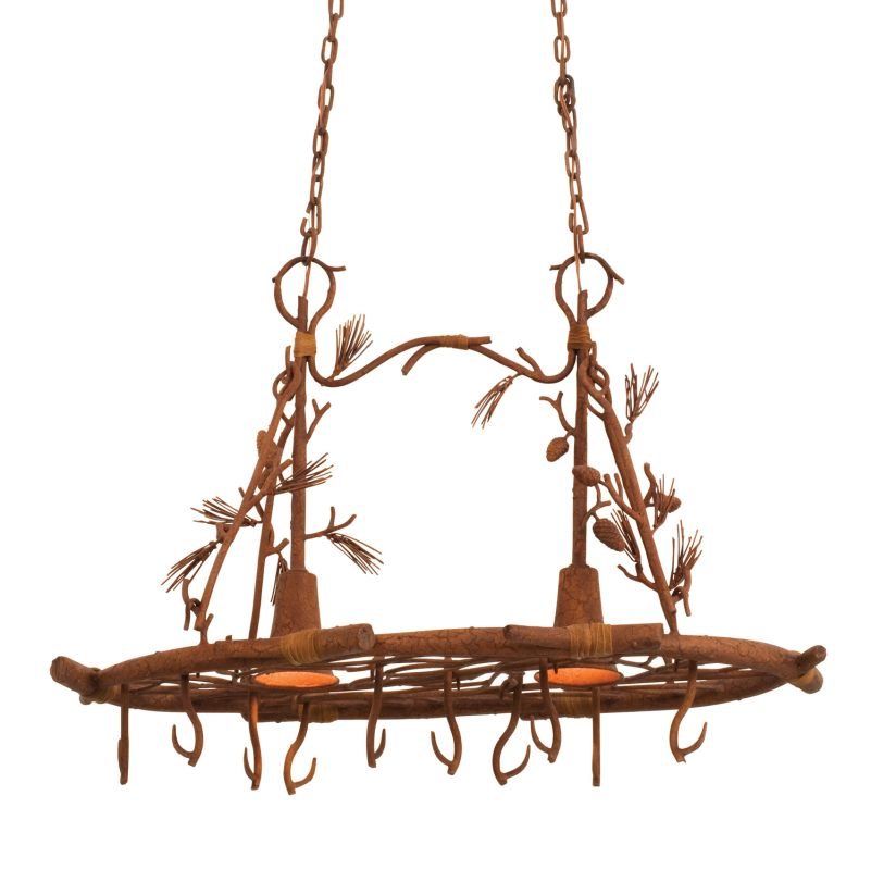 Kalco 5038PD Ponderosa 2 Light 1 Tier Linear Chandelier Ponderosa Sale $880.00 ITEM: bci2599441 ID#:5038PD UPC: 720062006627 :