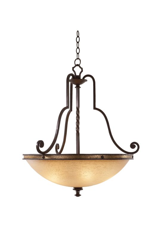 Kalco 6107TP-2/LINEN Durango 5 Light Bowl Pendant Tawny Port Indoor Sale $1092.00 ITEM: bci2594480 ID#:6107TP-2/LINEN UPC: 720062087985 :