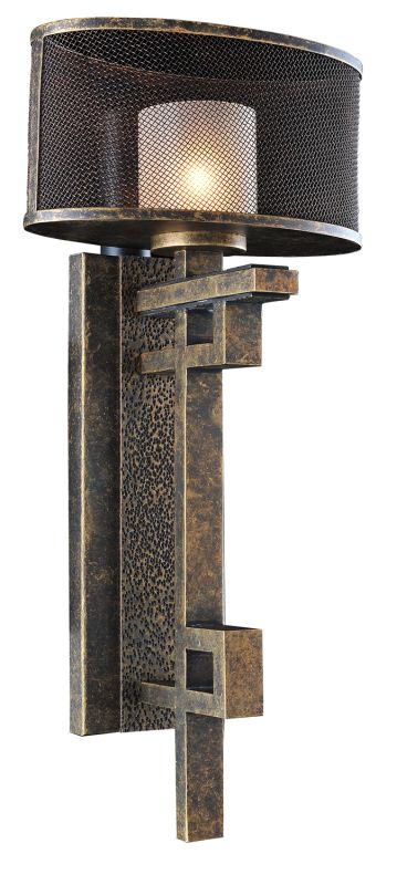 Kalco 6710VB Stanley 1 Light Wall Sconce Volcano Bronze Indoor Sale $314.00 ITEM: bci2595828 ID#:6710VB UPC: 720062201336 :