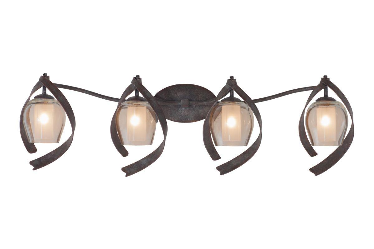 Kalco 7544OC Solana 4 Light Reversible Vanity Light Oxidized Copper Sale $704.00 ITEM: bci2593184 ID#:7544OC UPC: 720062262320 :