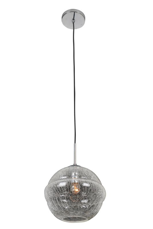 Kalco 7575CH Celine 1 Light Pendant Chrome Indoor Lighting Sale $278.80 ITEM: bci2594549 ID#:7575CH UPC: 720062262443 :