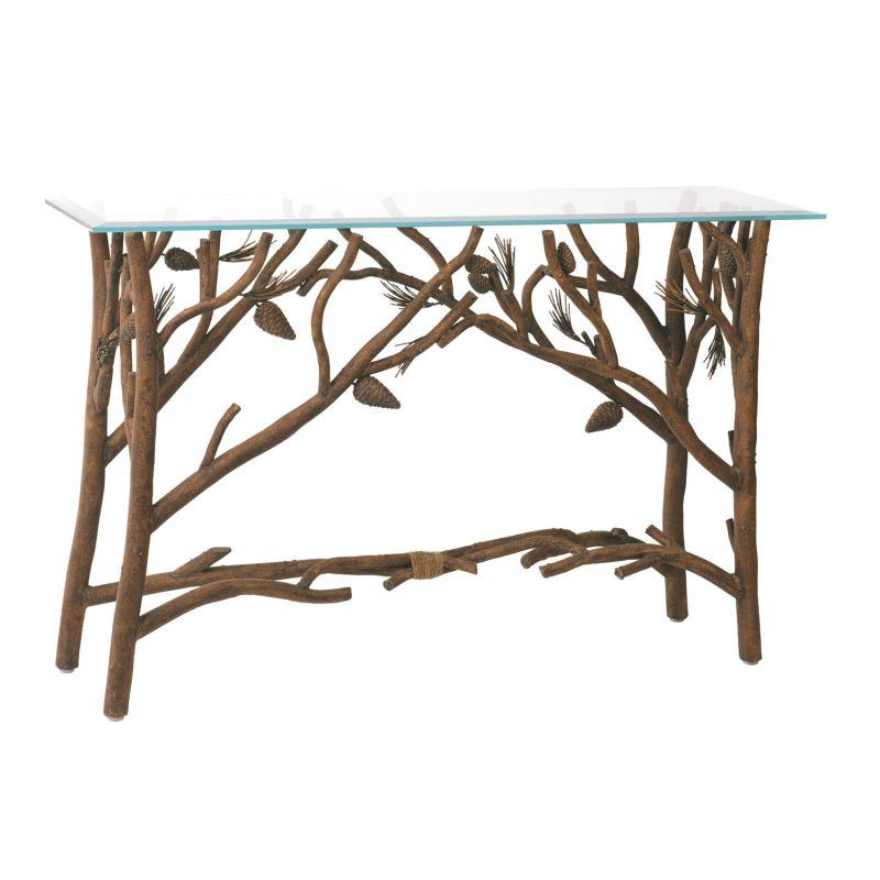 Kalco 871 Ponderosa Console Table Ponderosa Furniture Console Tables