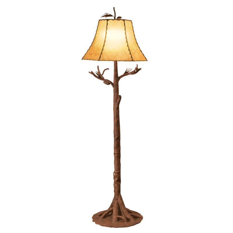 Kalco 873 Ponderosa 1 Light Floor Lamp Ponderosa Lamps Sale $1100.00 ITEM: bci407240 ID#:873PD UPC: 720062025819 :