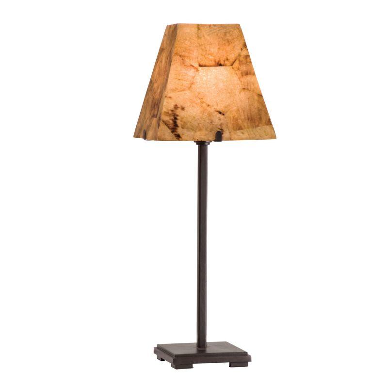 Kalco 947 Madera 1 Light Table Lamp Bronze Lamps
