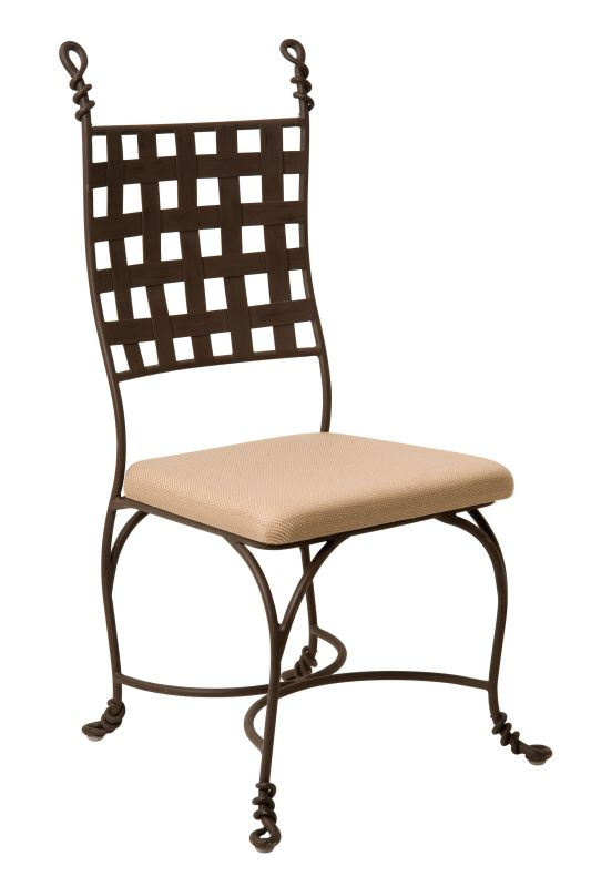 Kalco F100 Chair from the Vine Collection Bark Furniture Dining Chairs