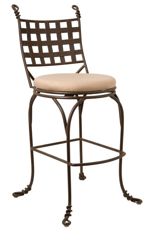 Kalco F600 Vine Swivel Bar Stool Without Arms Bark Furniture Bar Sale $870.00 ITEM: bci407276 ID#:F600BA UPC: 720062011089 :